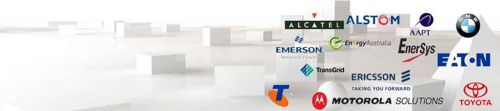 Trusted by major organisations  for mission critical system repairs